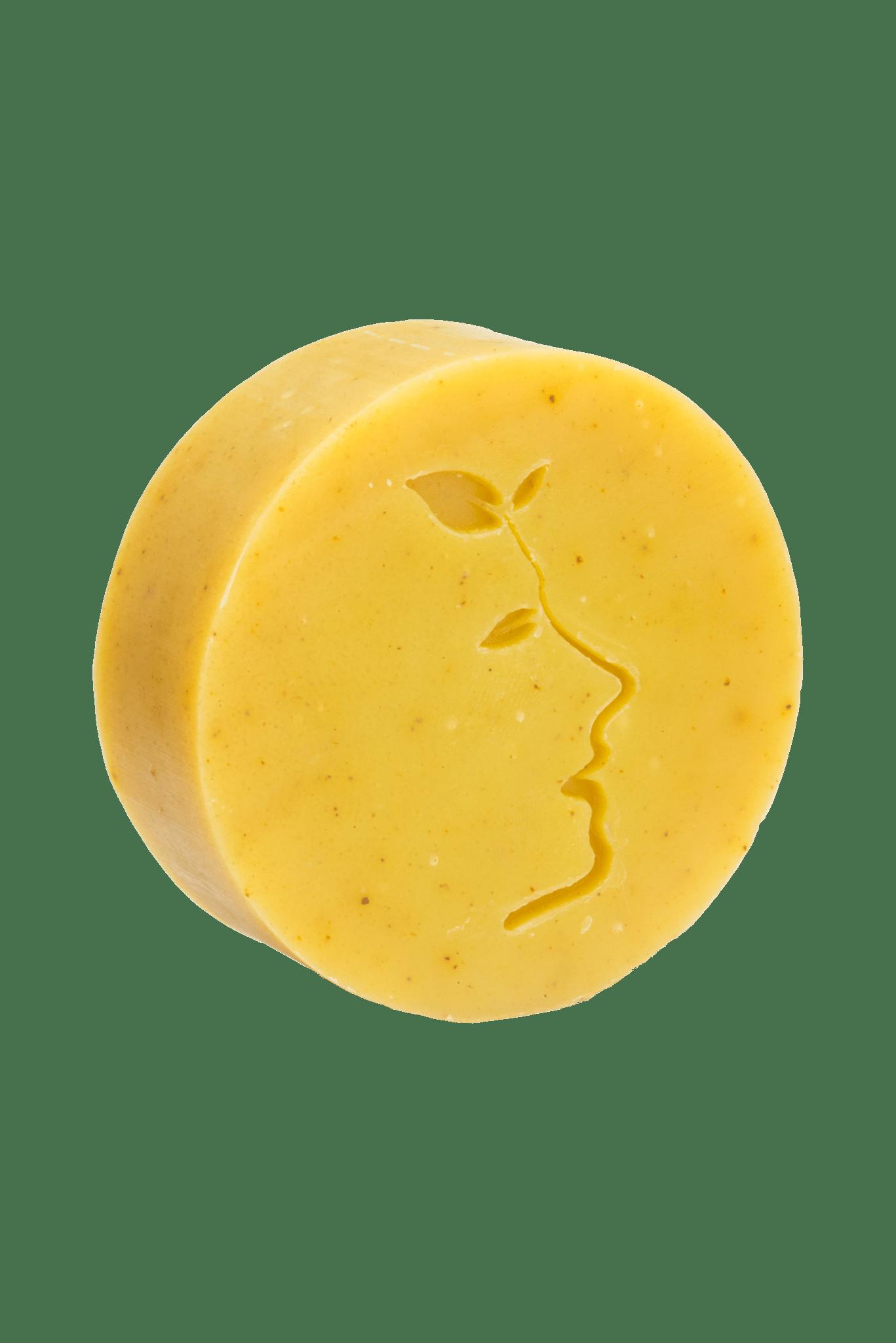 Savon Abricot karité - Savons naturels - Savonnerie du Colibri - Arlon, à la frontière entre la Belgique, la France et le Luxembourg